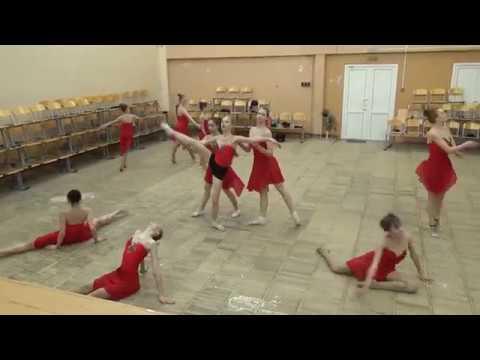 19.02.19 Tver Youth Ballet Академия СК Балета. Трудное решение - репетиция репетиция