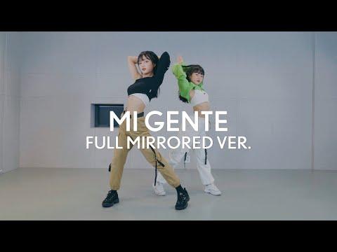 [MIRRORED]프리티 PRITTI 화사x청하 Hwa Sa x Chung Ha 가요대전 Mi Gente COVER DANCE