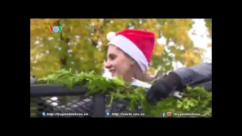 Canada: Giáng sinh sớm đầy ý nghĩa cho cậu bé ung thư giai đoạn cuối