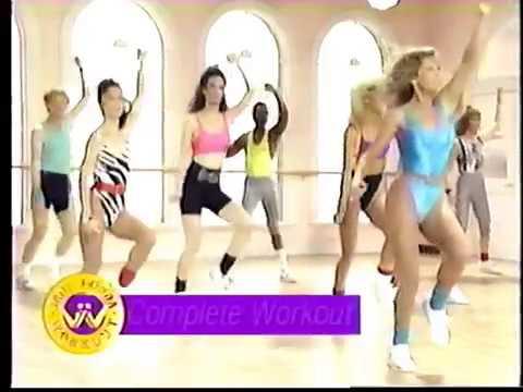 Jane Fonda's Workout VHS promo 1991