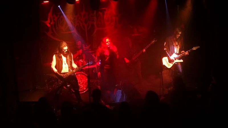 MORKESAGN Cyber Demon Live at Halloween 2019 Sign Of Samhain Volume Club Kyiv 02 11 2019