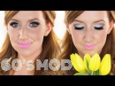 1960's MAKEUP - TWIGGY LASHES AND PASTELS