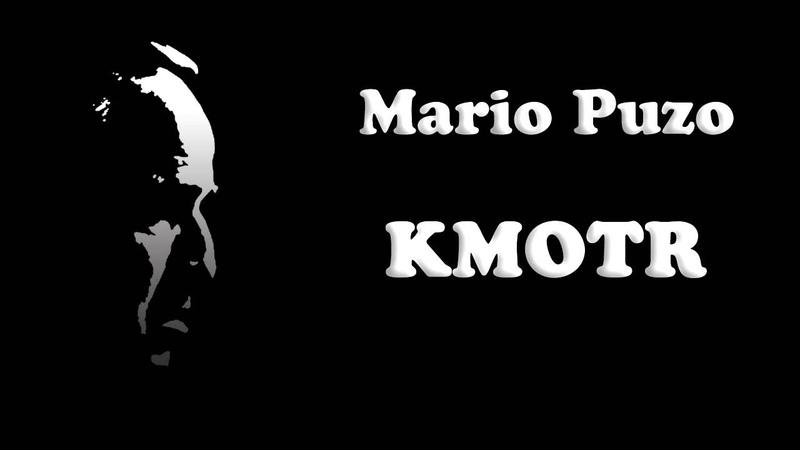 MARIO PUZO KMOTR AUDIOKNIHA ČÁST 1 2