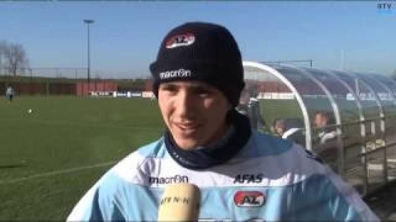 Voor Steven Berghuis is Vitesse-uit heel speciaal