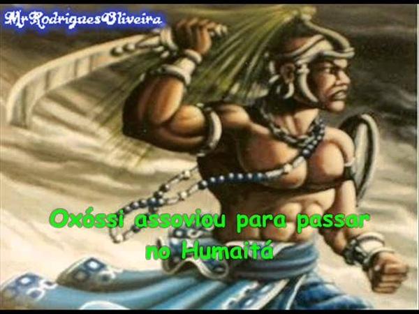 Ogum - Oxóssi assoviou
