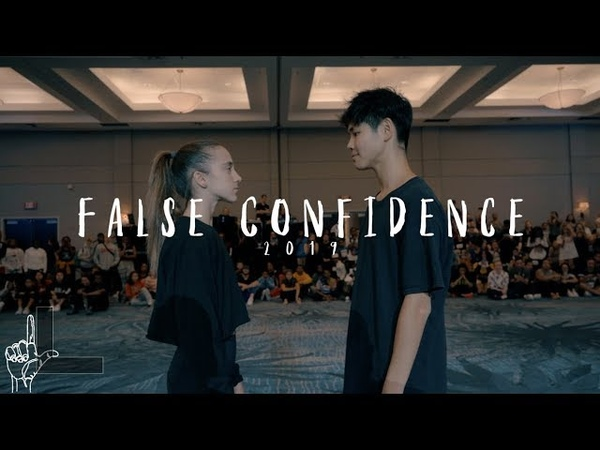 False Confidence Noah Kahan l Choreography by Sean Lew l BABE2019 l Sean Kaycee