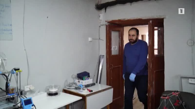 Պաշտպանիչ միջոցների եռաչափ տպիչներով արտադրություն Գորիսում mp4