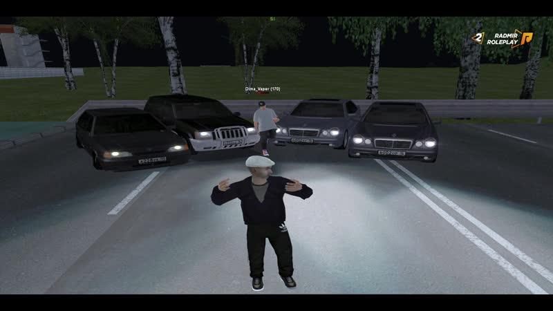 Клип Thrill Kla$ (Radmir-rp)
