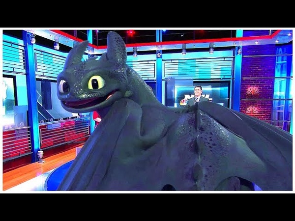 HOW TO TRAIN YOUR DRAGON 3 Trailer NEW 2019 All Funny Toothless Appearances in TV Commercials HD