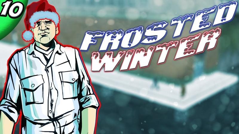 GTA III Frosted Winter MOD [10] PARKING LOT, DAM ASSETS [100 walkthrough]
