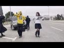 Девушки Танцуют Классно Супер В Баку Под Крутой Трек ALISHKA Девочка Танцуй 2021 Лезгинка Чеченская