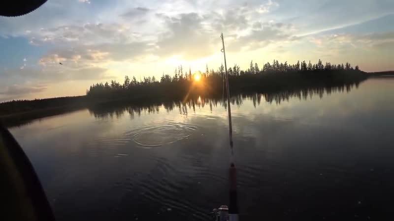 Дед Архимед - Песня про рыбалку.