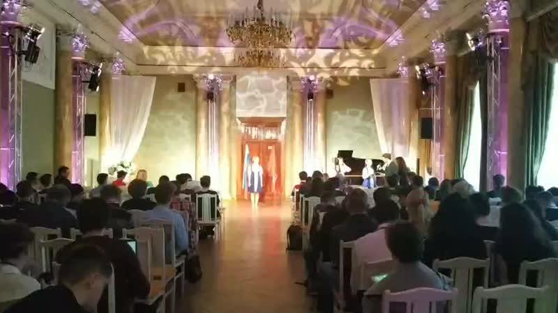 Шакунова Василиса и ансамбль МЭТС Розыгрыш
