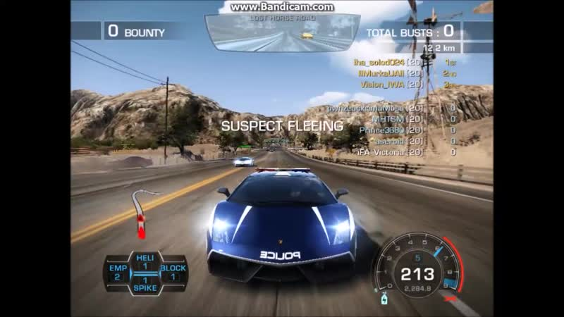 Unfair Cheaters Trash Talkers Rage Quits Epic Humiliations NFS HP 2010 PC Online