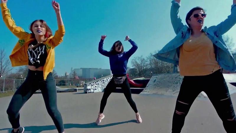 GuiltyBeatz x Mr Eazi x Patapaa x Pappy Kojo AKWAABA Dance video by Donga Girls Video by KR2L