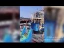 Семей потоп после взрыва льда КОЛАПС на Причале mp4