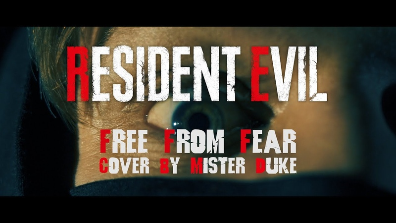 Resident Evil 3 - Free From Fear /Save room (Metal Cover by Mr.Duke)