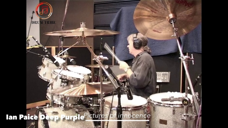 Ian Paice DrumTribe 'Picture Of Innocence'