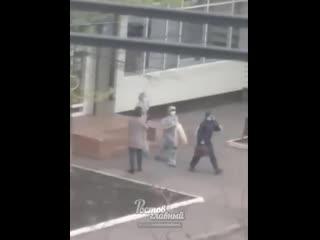 Охотники за коронавирусом в Таганроге  Ростов-на-Дону Главный