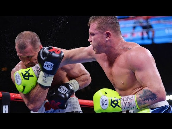 Canelo vs Kovalev Highlights Crazy KO