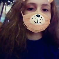 Фотография страницы Эвелины Саркисян ВКонтакте