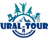 Логотип URAL-TOUR 45