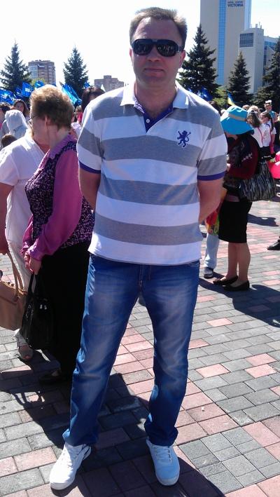 Sergey, 51, Makiyivka