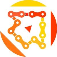 """Логотип Новосибирский Велоклуб """"Райдер"""""""
