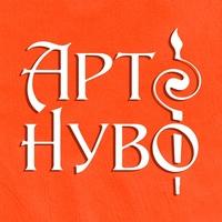 Логотип Школа рисования АртНуво в Калуге