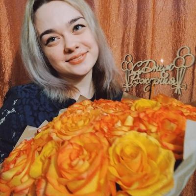 Мария, 23, Berezniki