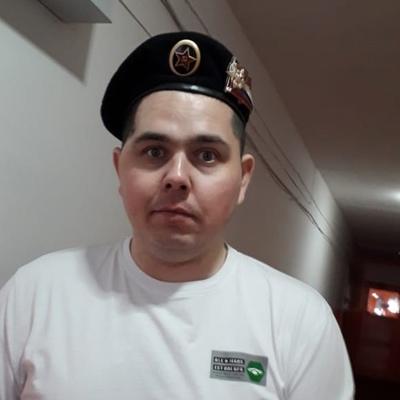 Лёша, 34, Bizhbulyak