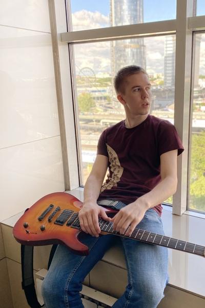 Евгений, 21, Chelyabinsk
