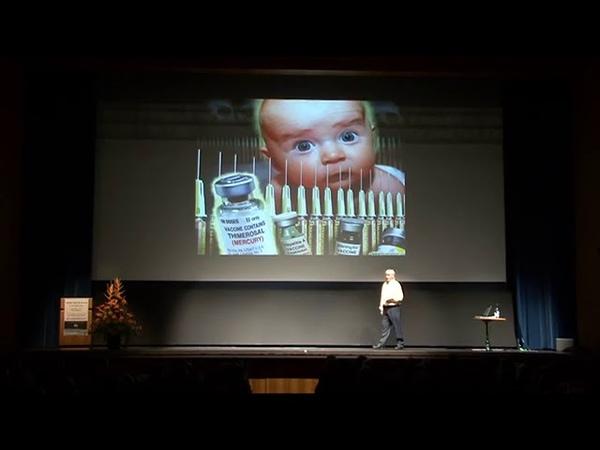 DAVID ICKE live in Zürich 2009 Wie Wat Grippe