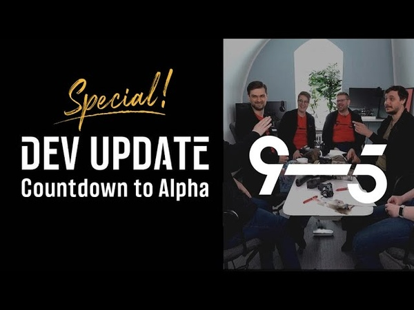 Dev Update Special Countdown to Alpha русские субтитры