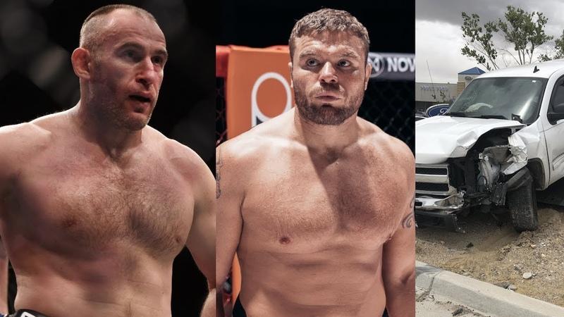 Боец UFC попал в аварию, Малыхин обвинил Олейника во лжи, Харитонов обратился к Гаджиеву