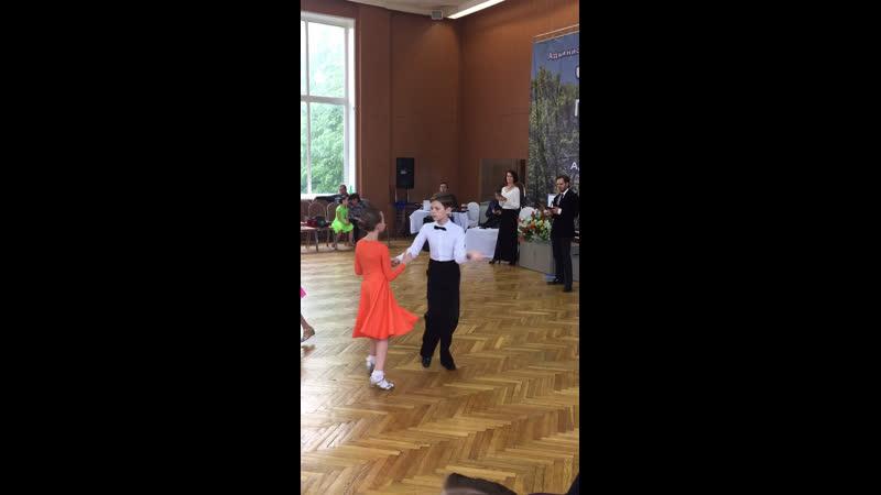 Ча ча ча, Н3(12) Гран-При Адмиралтейского района-2019