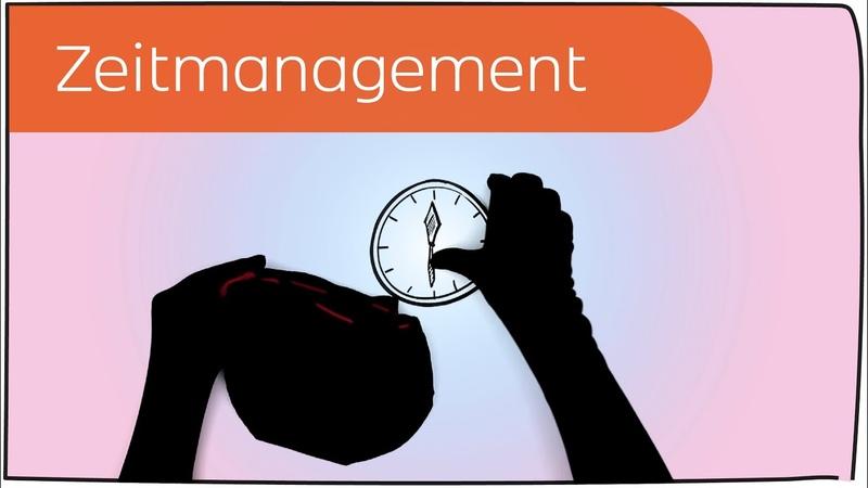 Zeitmanagement in 3 Minuten erklärt