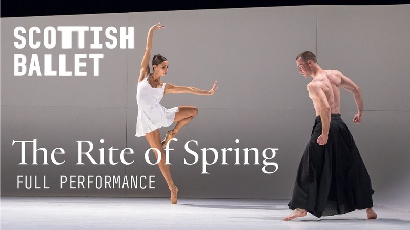Scottish Ballet: The Rite of Spring