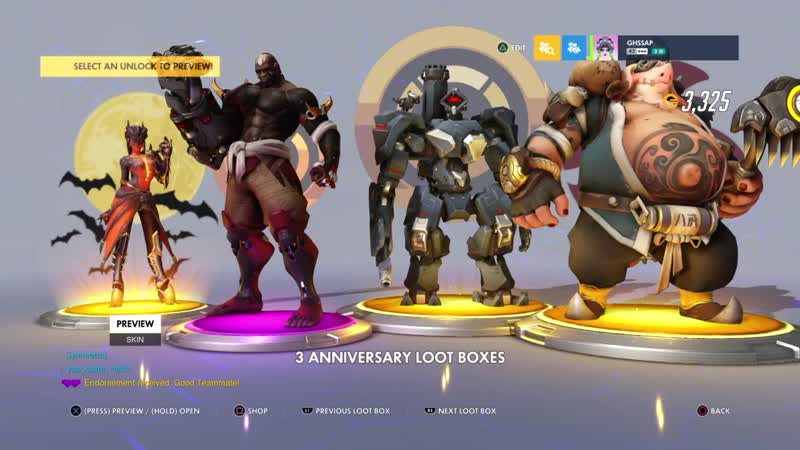 The greatest loot box I've never seen before