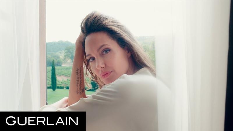 Mon Guerlain - Angelina Jolie in Notes of a Woman - Short Version - Guerlain
