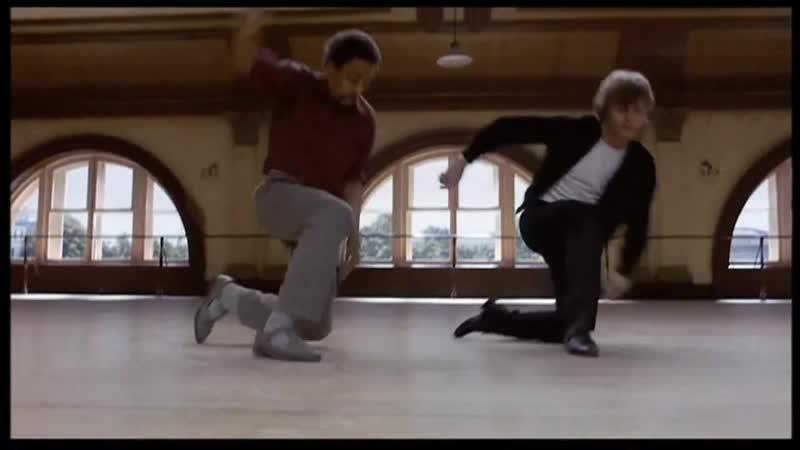 Михаил Барышников Duo dance