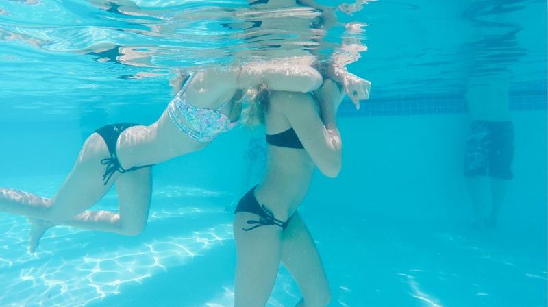 GoPro HERO4 Key West Underwater Part II 4k