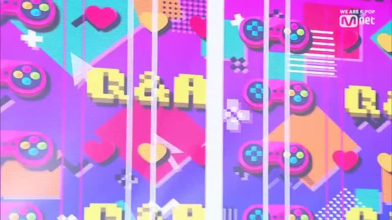 14 02 19 Выступление Cherry Bullet с песней Q A на Mnet M Countdown