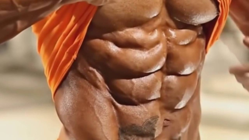 Ripped Abs Сompilation Shredded ABS
