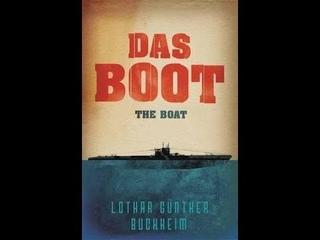 Das Boot Лотар Гюнтер Буххайм Книга и Кино