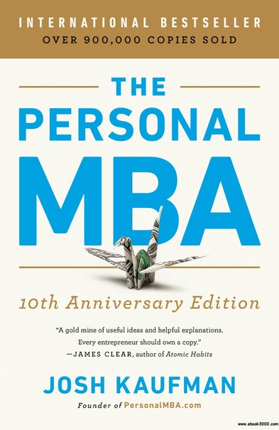 The Personal MBA, 10th Anniversary Edition