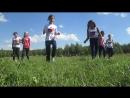 Флэш-моб к десятилетию детства в России