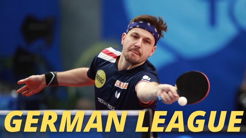 Timo Boll vs Bastian Steger German League 2021