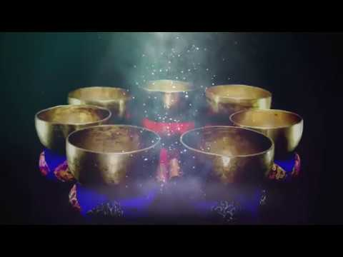 Погружение в себя Поющие чаши и маримба Медитация познания внутреннего себя