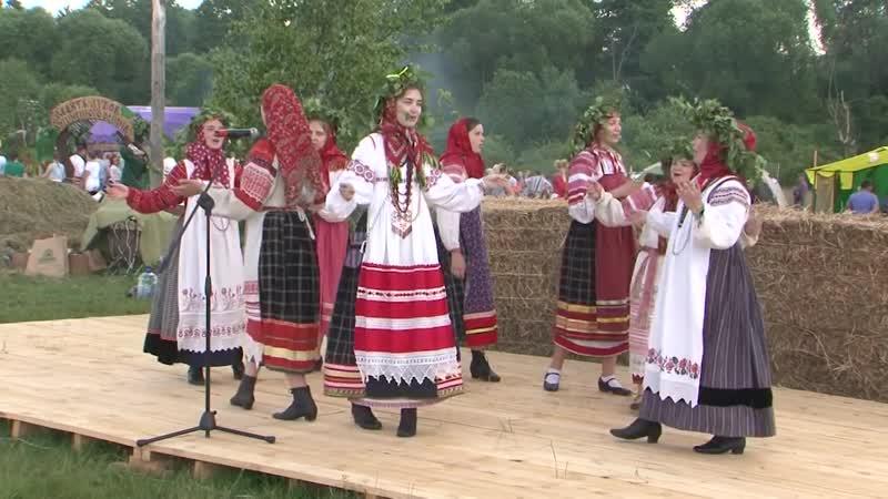 Специальный проект. XX Международный фольклорный праздник «Троицкие хороводы в Орловском полесье